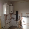 Linking two Worcester Bosch boilers - Low loss header - Unvented hot water cylinder.
